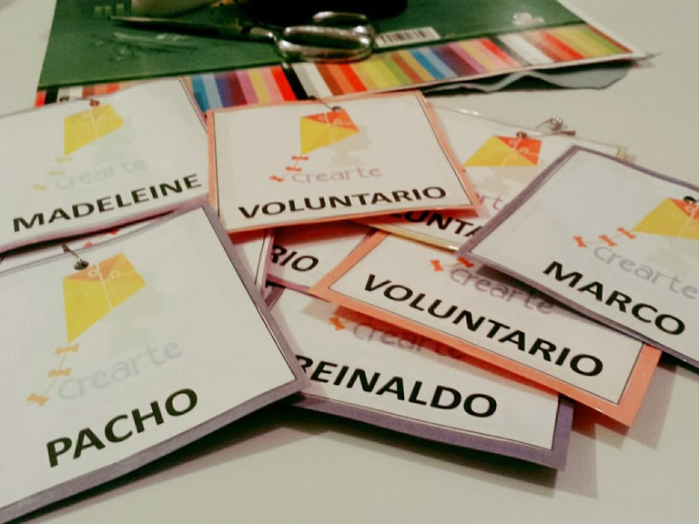 voluntariado fundacrearte